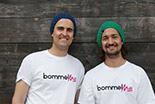 bommelME Gründer Mathias und Moritz Menzel